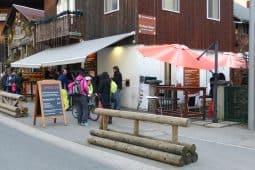 Samoens Apres Ski